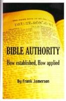 Bible Authority