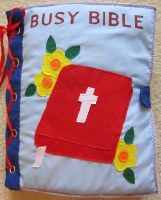 Busy Bible- Original