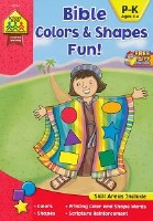 Bible Colors & Shapes Fun! (PK-K)