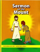 Discovering God's Way Junior 3-2 Sermon on the Mount