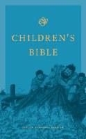 ESV Children's Bible- Blue Hardcover