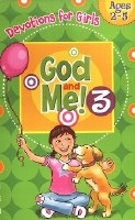 God and Me 3 for Girls 2-5