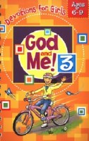 God and Me 3 for Girls 6-9