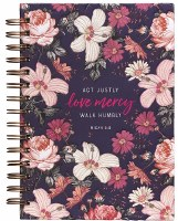 Journal, Act Justly