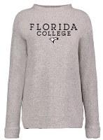 MV Sport Gray Loop Fleece Sweatshirt