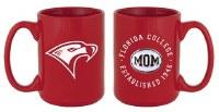 Red Florida College Mom Mug