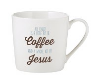 Mug - Jesus & Coffee