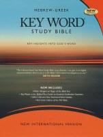 NIV Hebrew-Greek Key Word Study Bible
