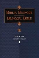 Spanish Bible NIV Biblia Bilingue- Paperback