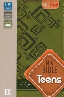 NIV Teen Bible - Green