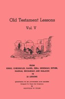 Old Testament Lessons Vol. 5