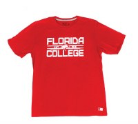 Russell Red Short Sleeve Tee