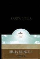 Spanish Bible KJV Biblia Bilingue Hardback