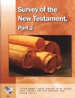 Word in the Heart: Senior High 12:2 A Survey of the New Testament Part 2