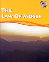 Word in the Heart: Junior 5:1 The Law of Moses