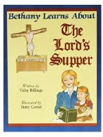 Bethany Learns about the Lord's Supper