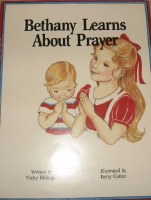 Bethany Learns About Prayer