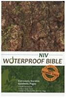 NIV Waterproof Bible - Camo