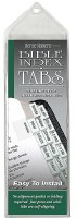 INDEX TABS-VERSE FINDERS SL/SI