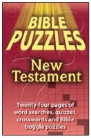 Bible Puzzles - New Testament