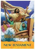 Bible Story Cards - New Testament
