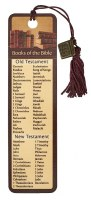 Bookmark - Books of the Bible