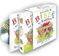 Candle Bible for Toddlers w/Audio CD