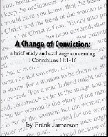 Change of Conviction