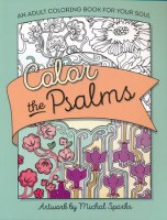 Coloring Book - Color The Psalms