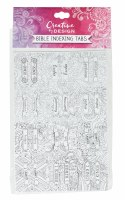 Coloring Bible Index Tabs