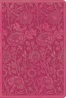ESV Personal Reference Bible - Berry Floral TruTone