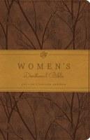 ESV Women's Devotional Bible - Brown Imitation Leather