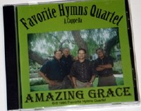 Favorite Hymns Quartet: Amazing Grace