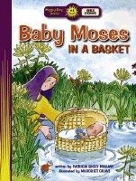 Happy Day- Baby Moses in a Basket