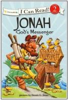 Jonah God's Messenger - I Can Read Level 2