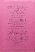 Journal - Pink w/Jeremiah 29:11