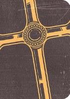 KJV Ultraslim Compact Bible - Cloth Cover