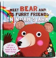 Meet Bear and His Furry Friend