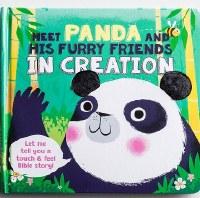 Meet Panda and His Furry Frien