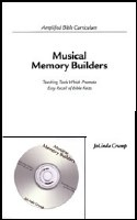 MUSICAL MEMORY BUILDERS BOOK