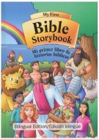 My First Bible Storybook - Bilingual Edition English/Spanish