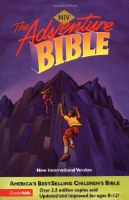 NIV Adventure Bible - Silver