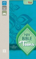 NIV Teen Bible - Aqua