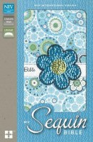NIV Sequin Bible - Blue