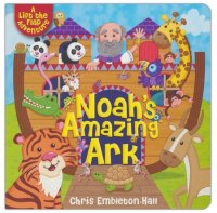 Noah's Amazing Ark Lift the Flap book