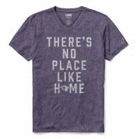 "League ""There's No Place Like Home"" Sutton Tee Purple"