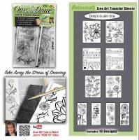 Bible Journaling - Transfer Sheet