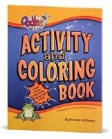 Oodles Activity and Coloring Book