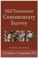 Old Testament Commentary Survey, 5th edit