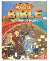 The Puzzle Bible - God's Wonderful Creation